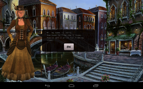 Hidden objects in Italy- screenshot thumbnail