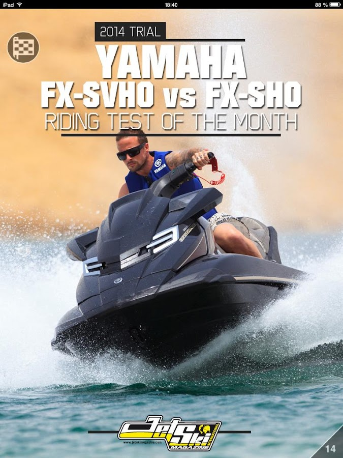 Jet Ski Mag INTL - screenshot