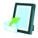 Automatic Email Photo Frame icon