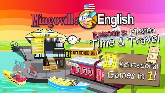 How to download Kids English 5: Time & Travel patch 1.0.0 apk for laptop