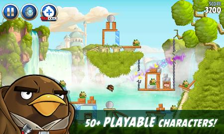Angry Birds Star Wars II Screenshot 3