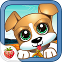 Maze Game Puppy Run icon