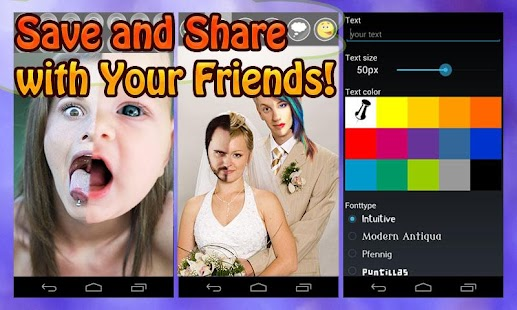 2 Face Maker: Fun Photo Editor- screenshot thumbnail