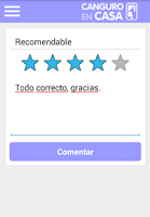 Screenshot of CanguroEnCasa