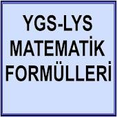 YGS LYS Matematik Formülleri