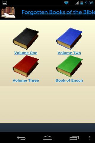 Free Forgotten Bible Books