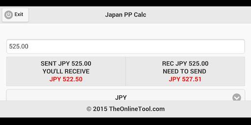 免費下載財經APP Japan PP Calc app開箱文 APP開箱王