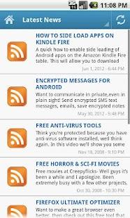 HackerDaily HQ Offical- screenshot thumbnail
