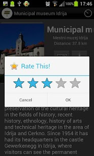 Idrija - Cerkno Travel Guide - screenshot thumbnail