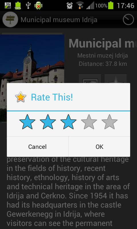 Idrija - Cerkno Travel Guide- screenshot