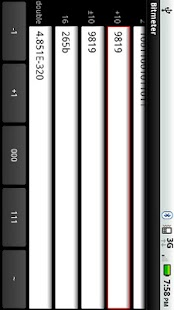 Bitmeter Free- screenshot thumbnail