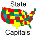 USA State Capitals icon