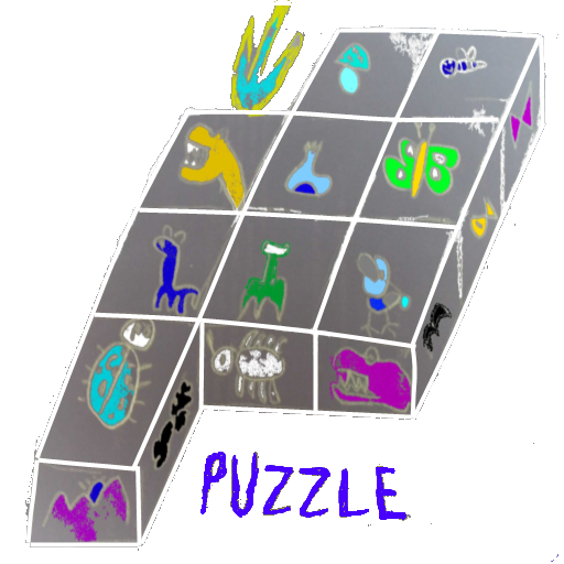 Photo Rubik 2D
