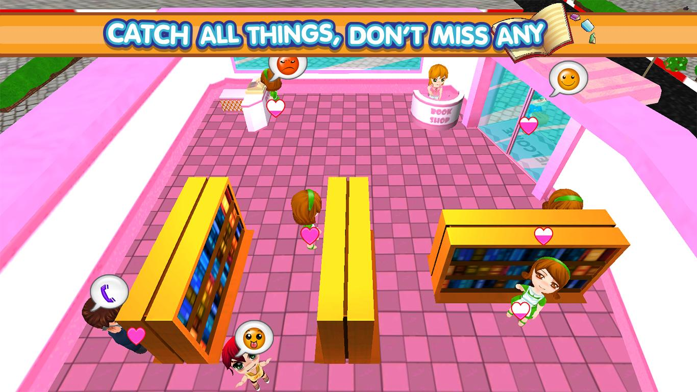 Bookstore Dash - screenshot