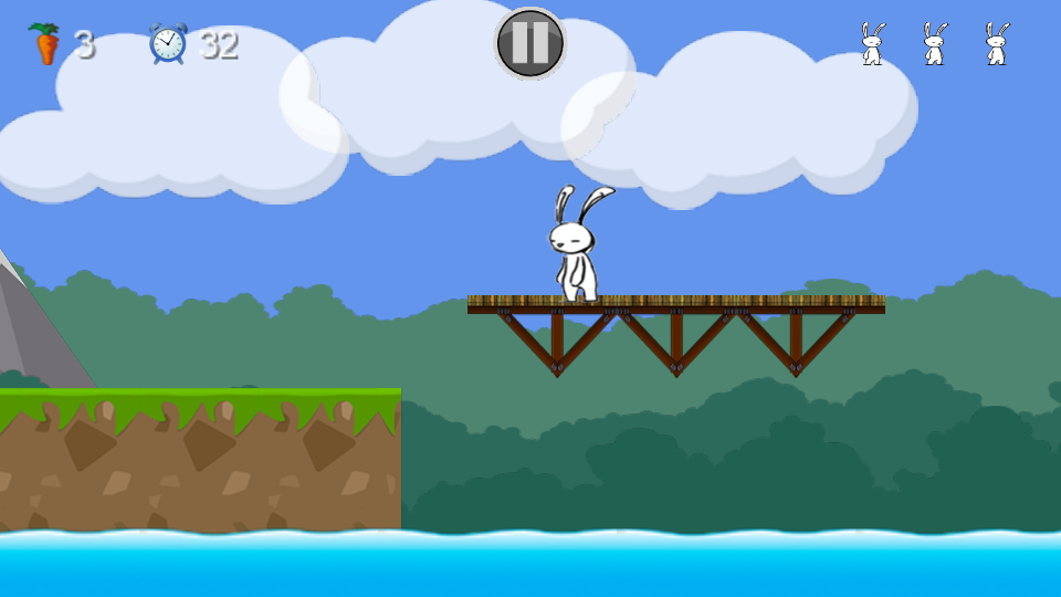 Ray the rabbit- screenshot