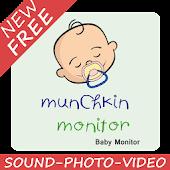 Munchkin Monitor Baby Monitor