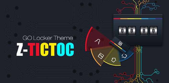 ZTICTOC GO Locker Theme apk
