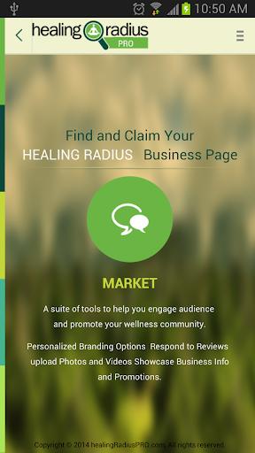 Healing Radius Pro