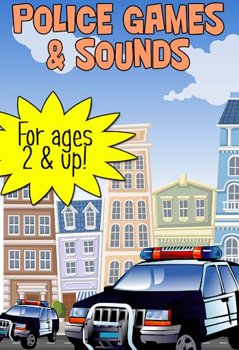 Police Academy Fun Kids Games