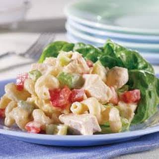 Campbell's® Healthy Request® Creamy Chicken Pasta Salad.