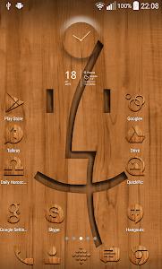 WoodRustic Icon Pack v1.0