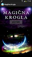 Screenshot of Magična krogla