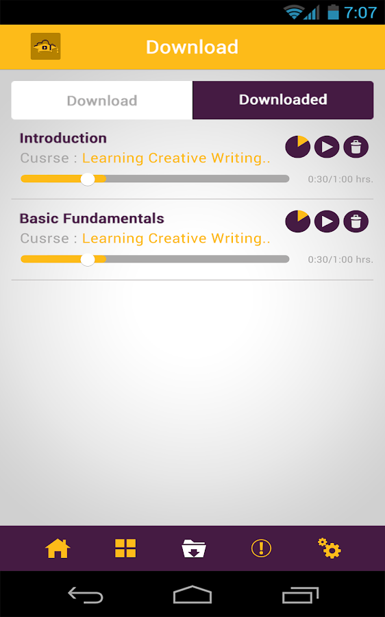 CourseGuru Free Online Courses- screenshot