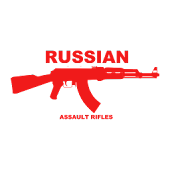 Russian assault weapons