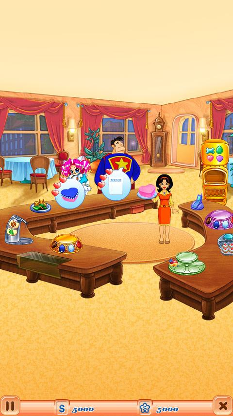 Cake Mania - Main Street Lite- screenshot