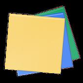 Techo Note+ (memo / notepad)