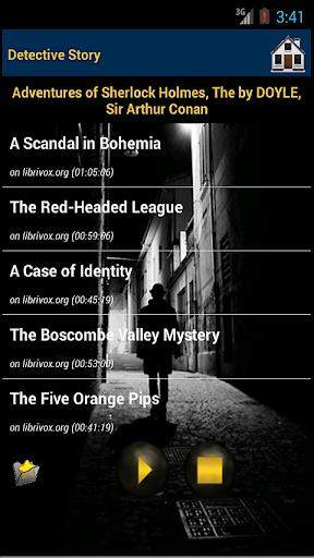 玩免費書籍APP|下載Detective Audio Story app不用錢|硬是要APP