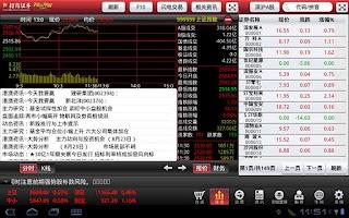 Screenshot of 招商智远Pad