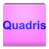 Quadris Puzzle 2048