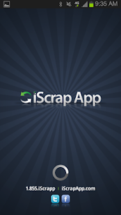 iScrap App- screenshot thumbnail
