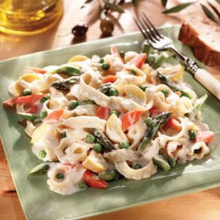 Vegetarian Fettuccine Recipes.