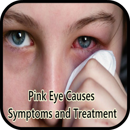 Pink Eye Causes Symptoms 醫療 App LOGO-硬是要APP