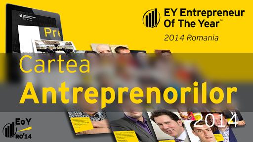 Cartea Antreprenorilor 2014