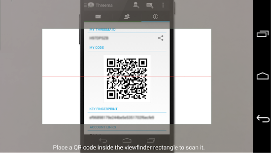 玩免費程式庫與試用程式APP|下載Threema QR Scanner Plugin app不用錢|硬是要APP