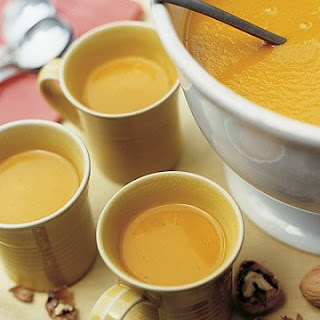 Harvest Pumpkin Soup.