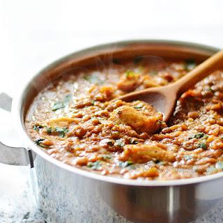 Lentil Stew with Dumplings