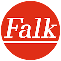 Falk Maps & Route Planner icon