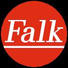 Falk Maps & Route Planner icon