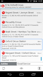 London Transport Pro screenshot 4