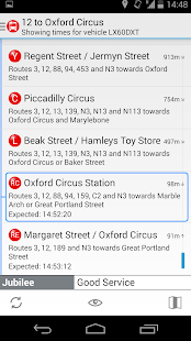 London Transport Pro- screenshot thumbnail