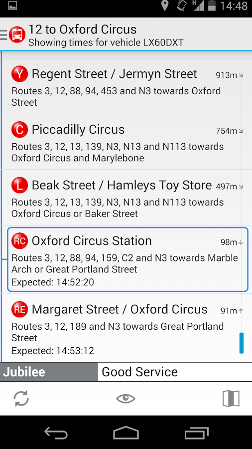 London Transport Pro - screenshot