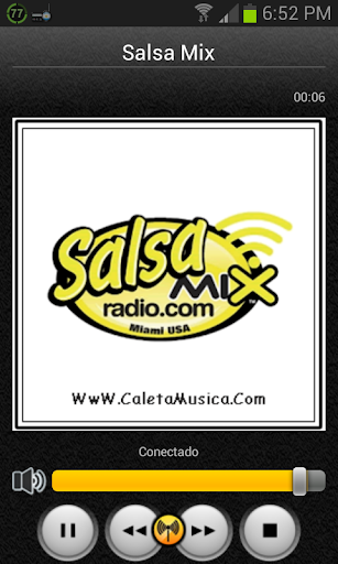 Radios de Salsa - Música Salsa