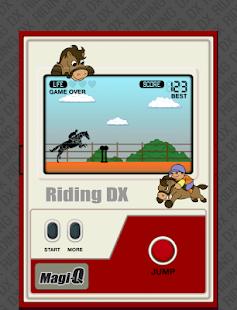 Riding DX