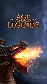 Age of Legends: Kingdoms RPG Screenshot 1