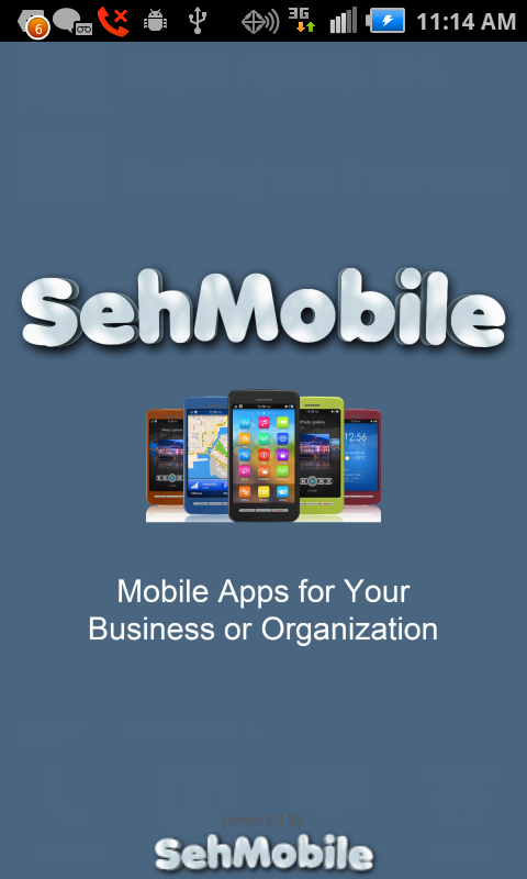 SehMobile- screenshot