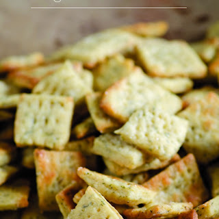 Yogurt & Dill Crackers